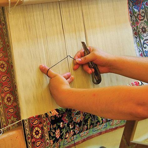 carpet-knots